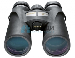 Бинокль Nikon Monarch 3, 12x42 DCF WP - Вид спереди