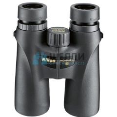 Бинокль Nikon Monarch 3, 12x42 DCF WP - Вид сверху
