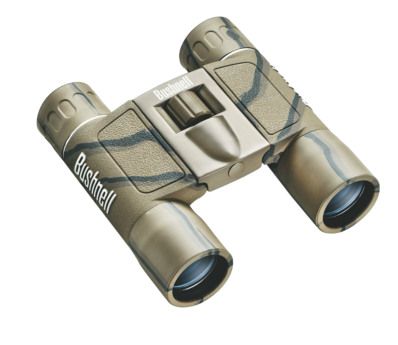 Бинокль Bushnell PowerView ROOF 10x25 CAMO